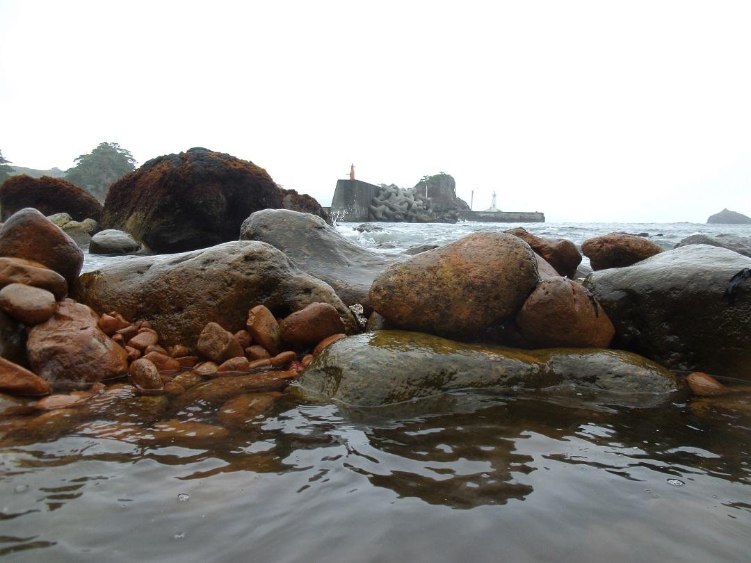 式根島 山海温泉