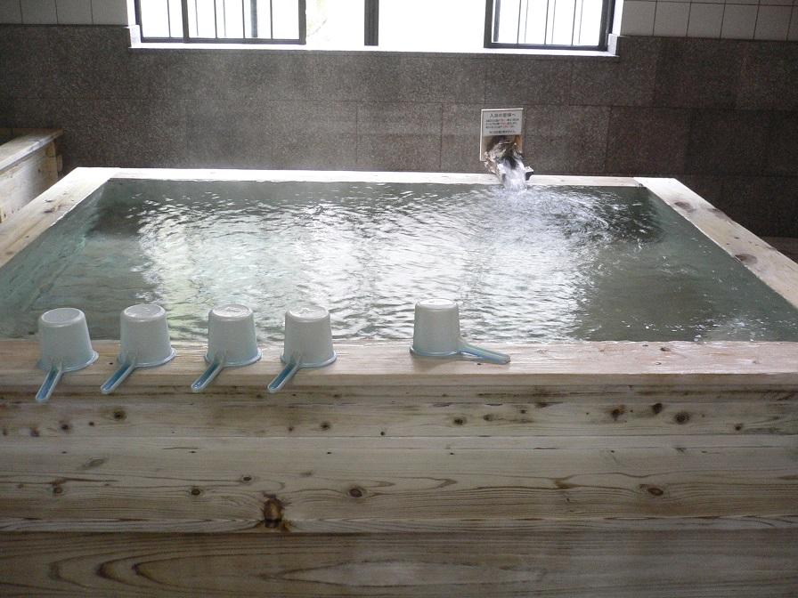 湯郷西温泉 西の湯温泉