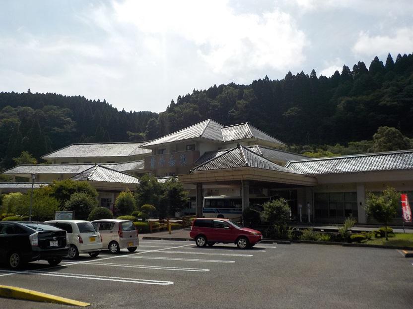 青井岳温泉 青井岳荘