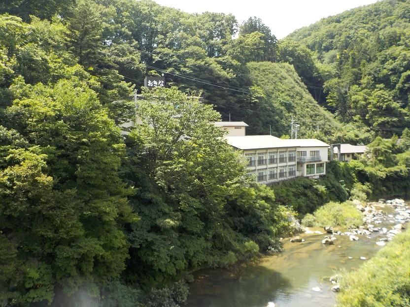 天王寺温泉 おきな旅館