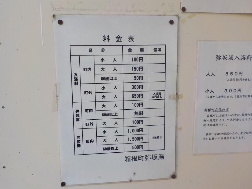 箱根湯本温泉 弥坂湯